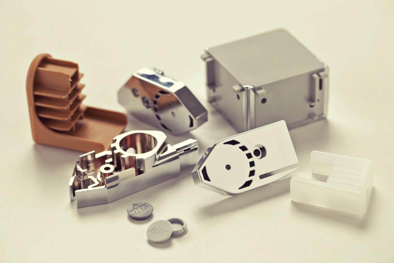 Kunststoffteil Möbelindustrie